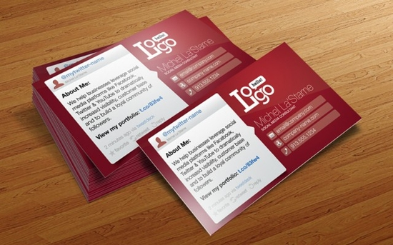 Best free business card templates developers feed free business card templates17 reheart Image collections