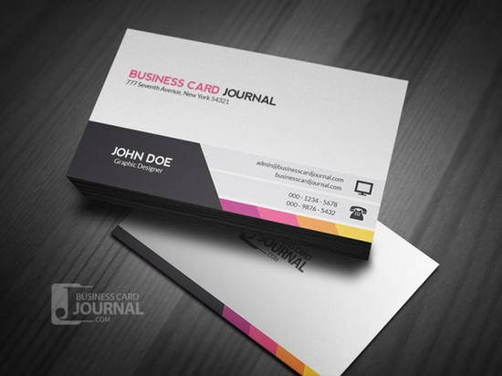 Best Free Business Card Templates Developers Feed