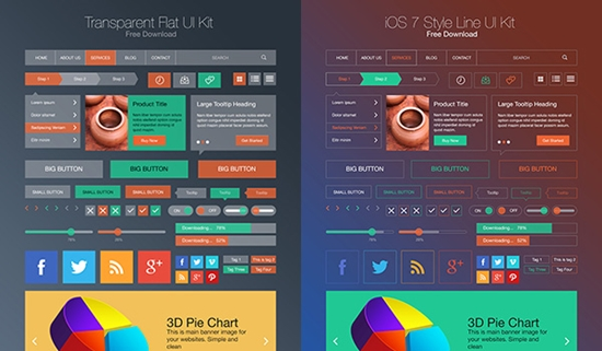Free-Mobile-UI-Kits-20