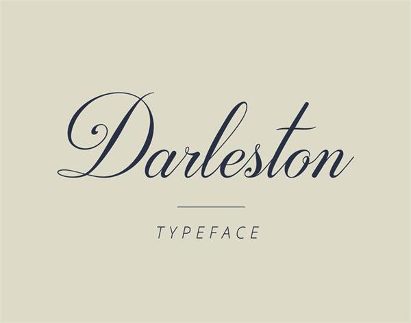 Darleston_Free_Font_by_Youssef_Habchi
