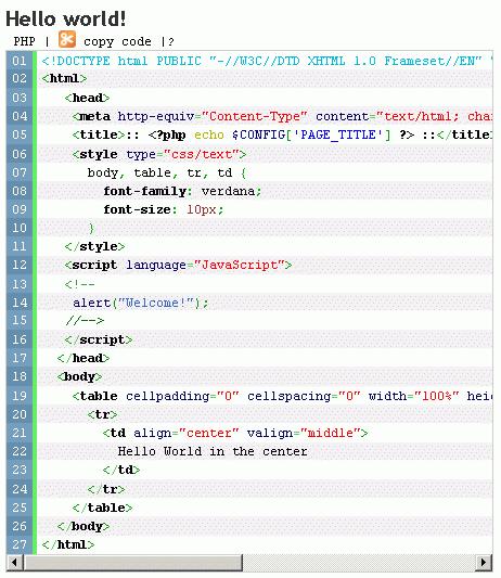 Syntax-Highlighter5