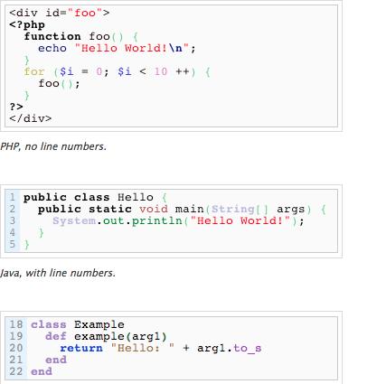 Syntax-Highlighter7