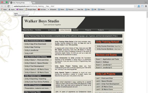 Walkerboystudio