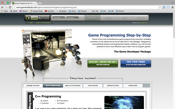 Top 10 Websites for Game Development - Developer's Feed