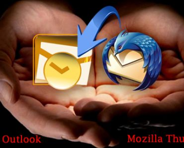 How To Do Email Migration From Thunderbird To Outlook