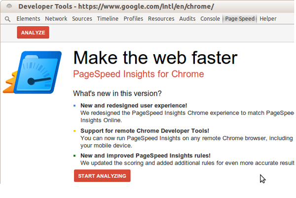 page-speed-insights