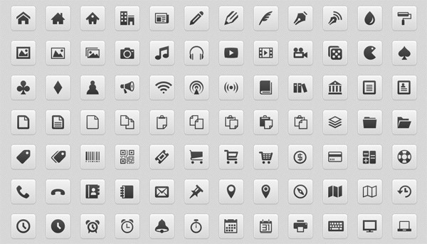 20 Symbols Fonts And Pictograms For Web Designers Developers Feed