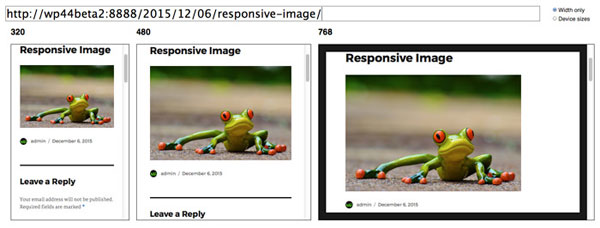 responsive-imges