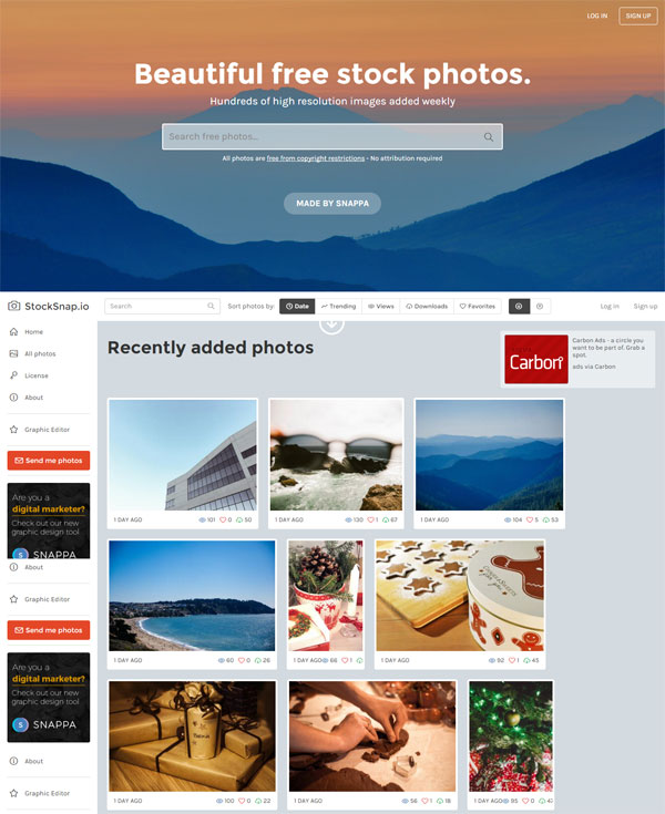 10 Best Free Stock Photo Websites - stocksnap