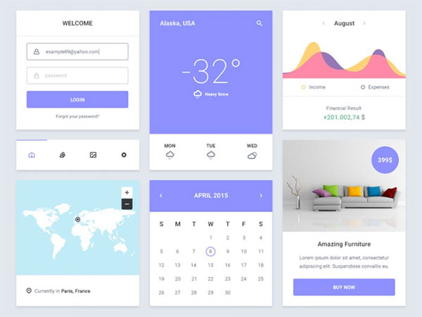 fresh-free-UI-kits24