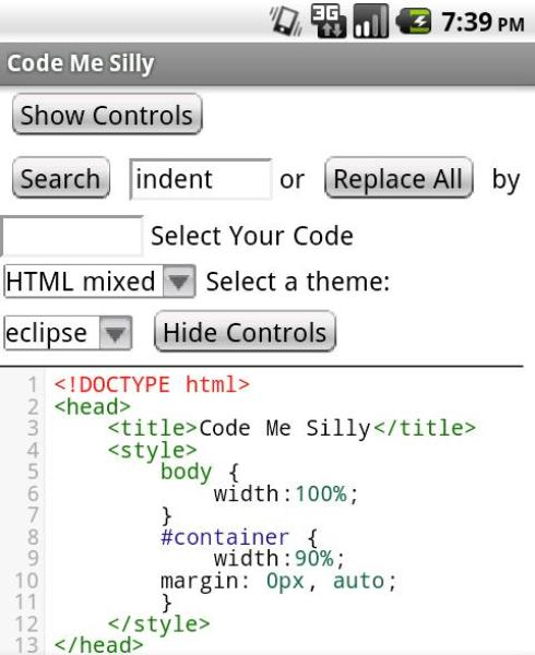 syntax-highlighted-code-editor