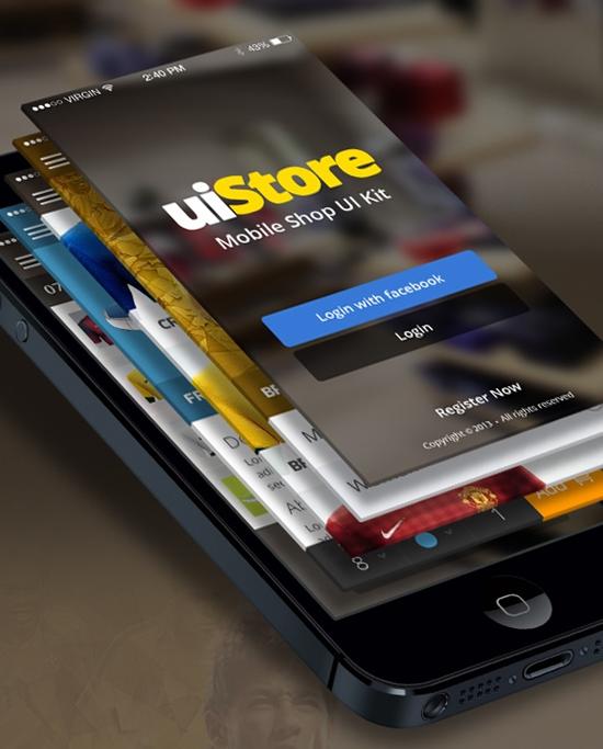 Free-Mobile-UI-Kits-10