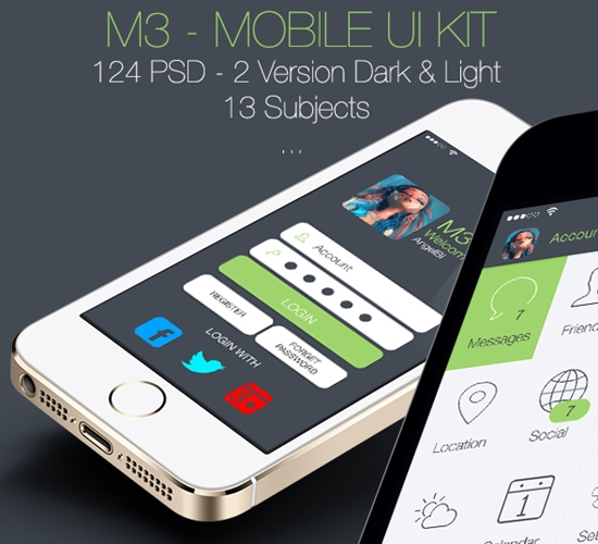 Free-Mobile-UI-Kits-14