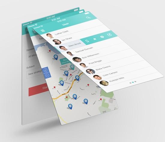 Free-Mobile-UI-Kits-17