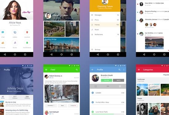 Free-Mobile-UI-Kits-4