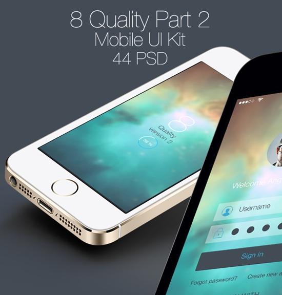 Free-Mobile-UI-Kits-9