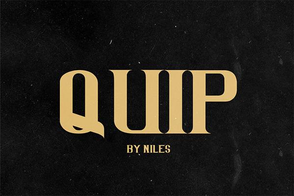 QUIP_Free_Font