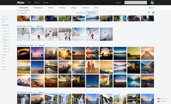 10 Best Free Stock Photo Websites - flickr
