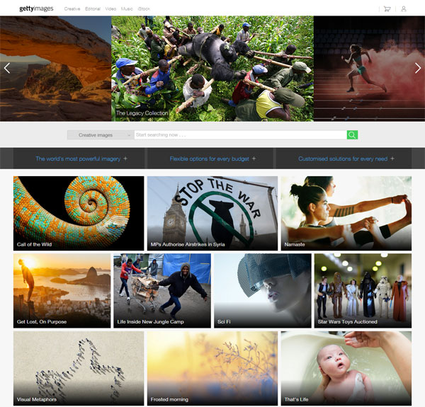 10 Best Free Stock Photo Websites - gettyimages