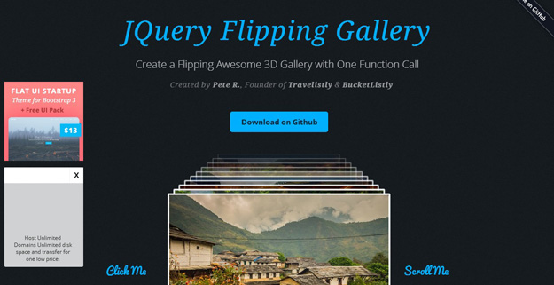 jquery-flipping-gallery
