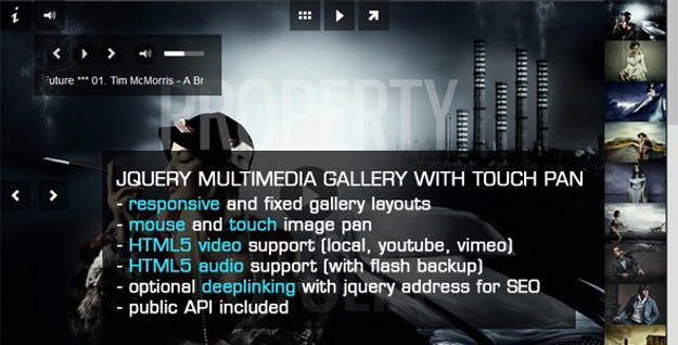 jquery-image-gallery-slideshow