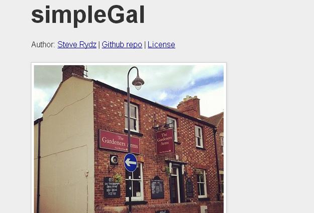 simpleGal