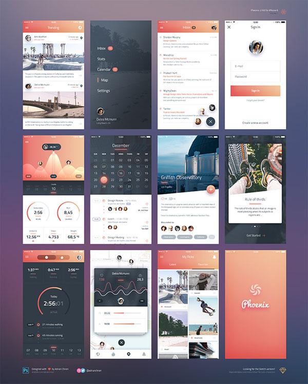 fresh-free-UI-kits13