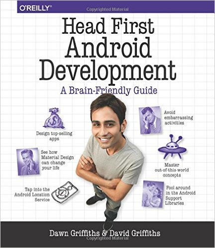 Head First Android Developement