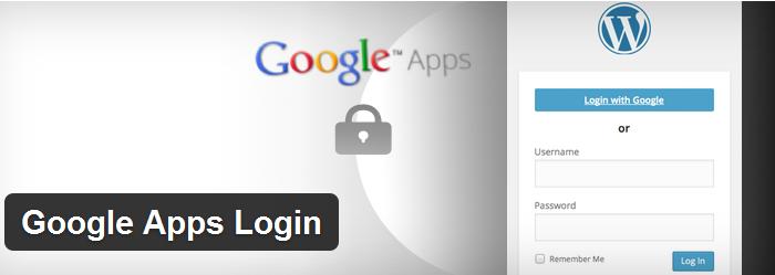 Google Apps Login
